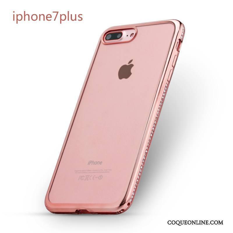 coque en strass iphone 7