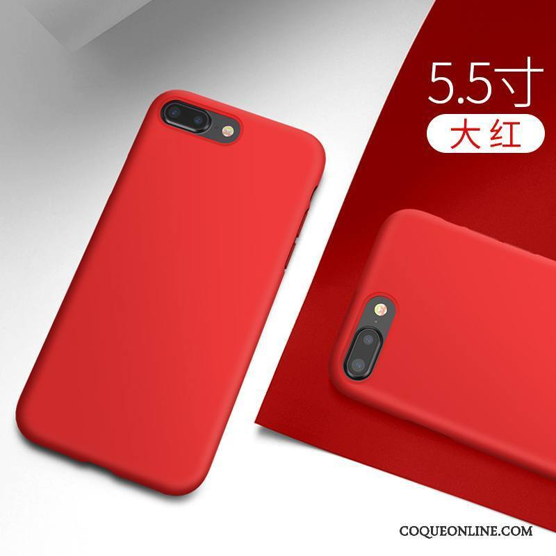 coque protectrice iphone 7 rouge