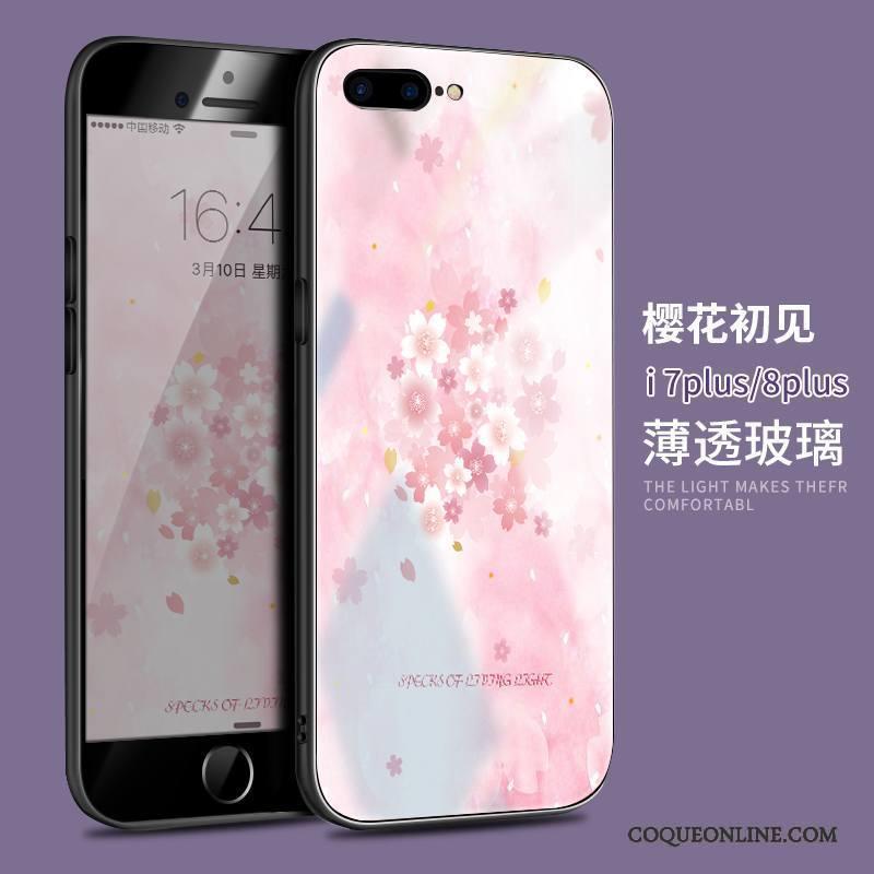 coque iphone 8 plus silicone marque
