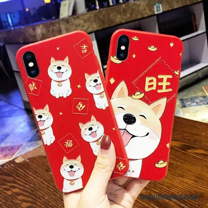 coque chien iphone 8