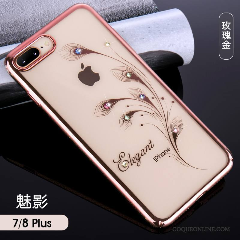 coque de luxe iphone 8