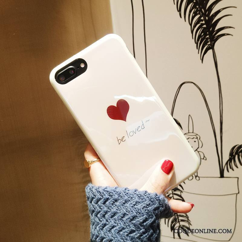 coque iphone 8 amour