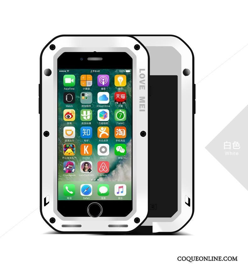 iphone 8 plus coque metal