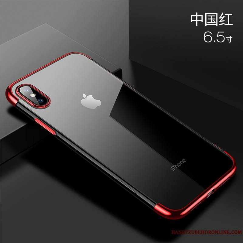 coque iphone xs max transparente dessin